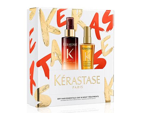 Kerastase Nutritive Luxury Gift Set Due For Dry Hair
