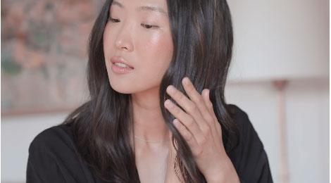 Kerastase Elixir Ultime Hair Oil Texture