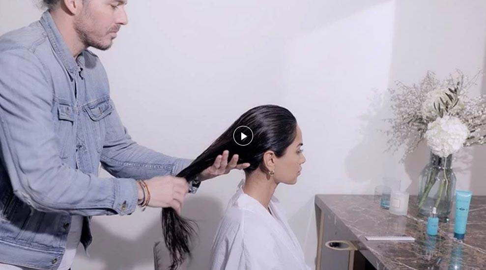 Hairdressers Training Program Long Hair Goals