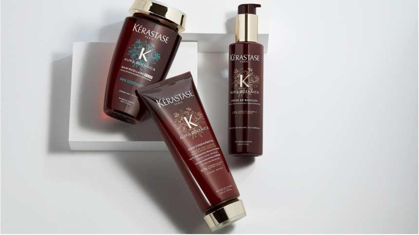 How Argan Oil Became a Kérastase Hair Care Hero