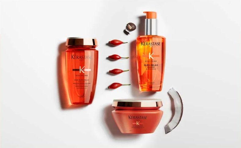 Kerastase Oleo Relax Hair Care