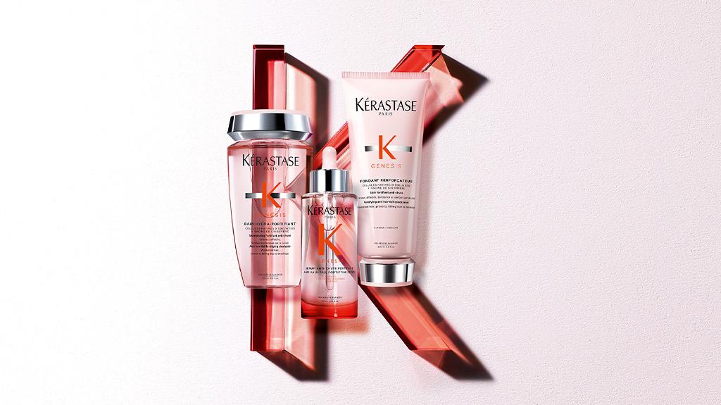 Kerastase Never be Afraid of Hair Fall