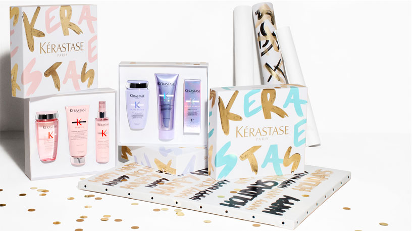 The Art of Gifting Healthy Hair With Kérastase