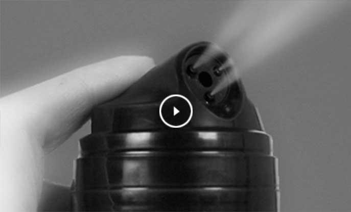 Laque Extrême Hair Spray Video