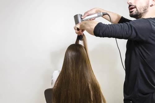 Kerastase Volume Blowout Hairstyle Tutorial