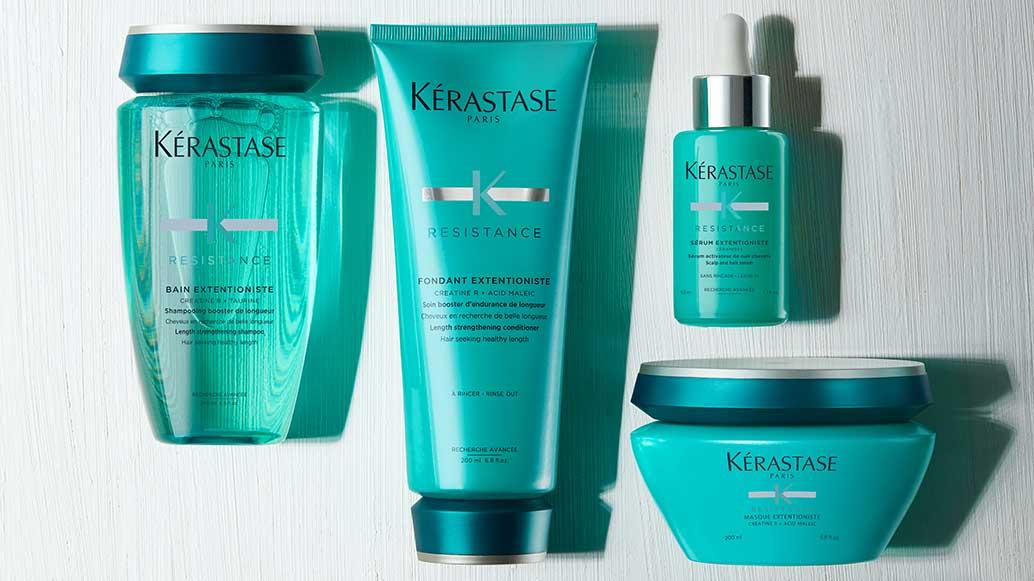 Kerastase The Quest For Longer Hair