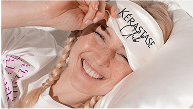 Keep Your Blonde Hair Bright This Summer With Kérastase
