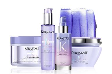 Kerastase Blond Absolu Cicaextreme Hair Care for Naturally Dark Blonde Hair