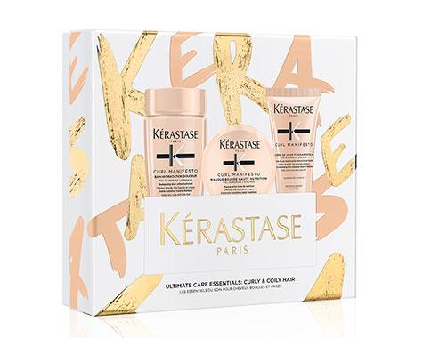 Kerastase Curl Manifesto Luxury Gift Set For Curly Hair