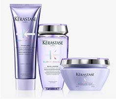 Kerastase Blond Absolu Hair Care for Golden Blonde Hair