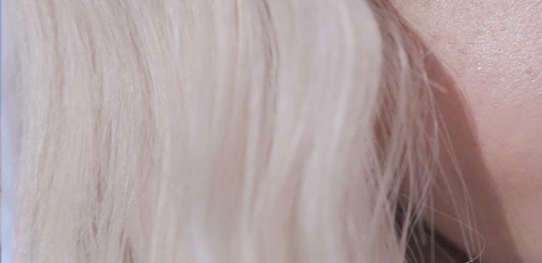 Kerastase Blond Absolu Blonde Hair Care, Before