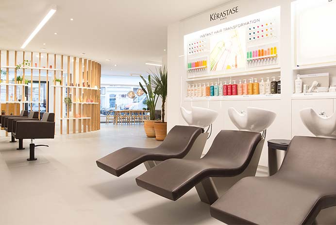 Kerastase Hair Salon
