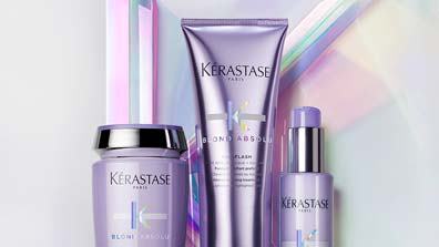 Kerastase Blond Absolu Blonde Hair Care - Aftercare is Essential