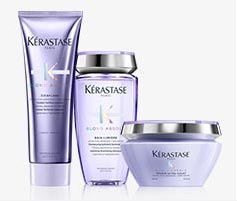 Kerastase Blond Absolu Hair Care for Blonde Highlights