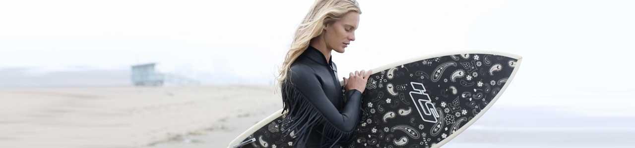Kerastase Soleil Hair Care Model Professional Surfer Hanalei Peponty