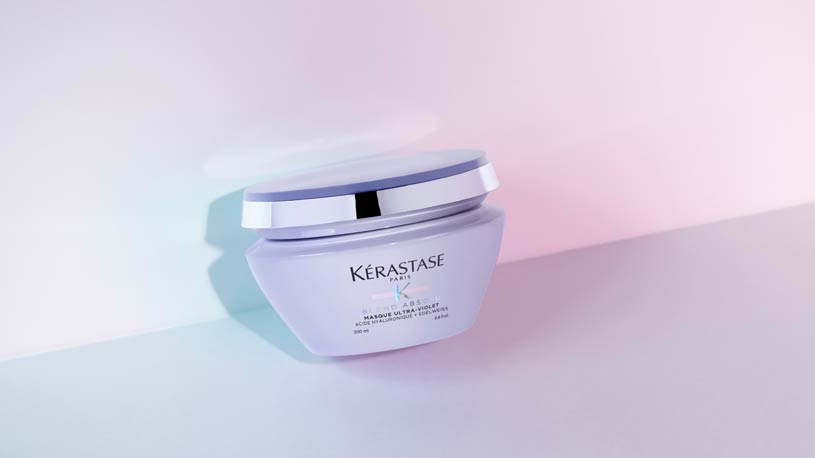 Kerastase Blond Absolu Blonde Hair Care - Masque Ultra Violet Hair Mask