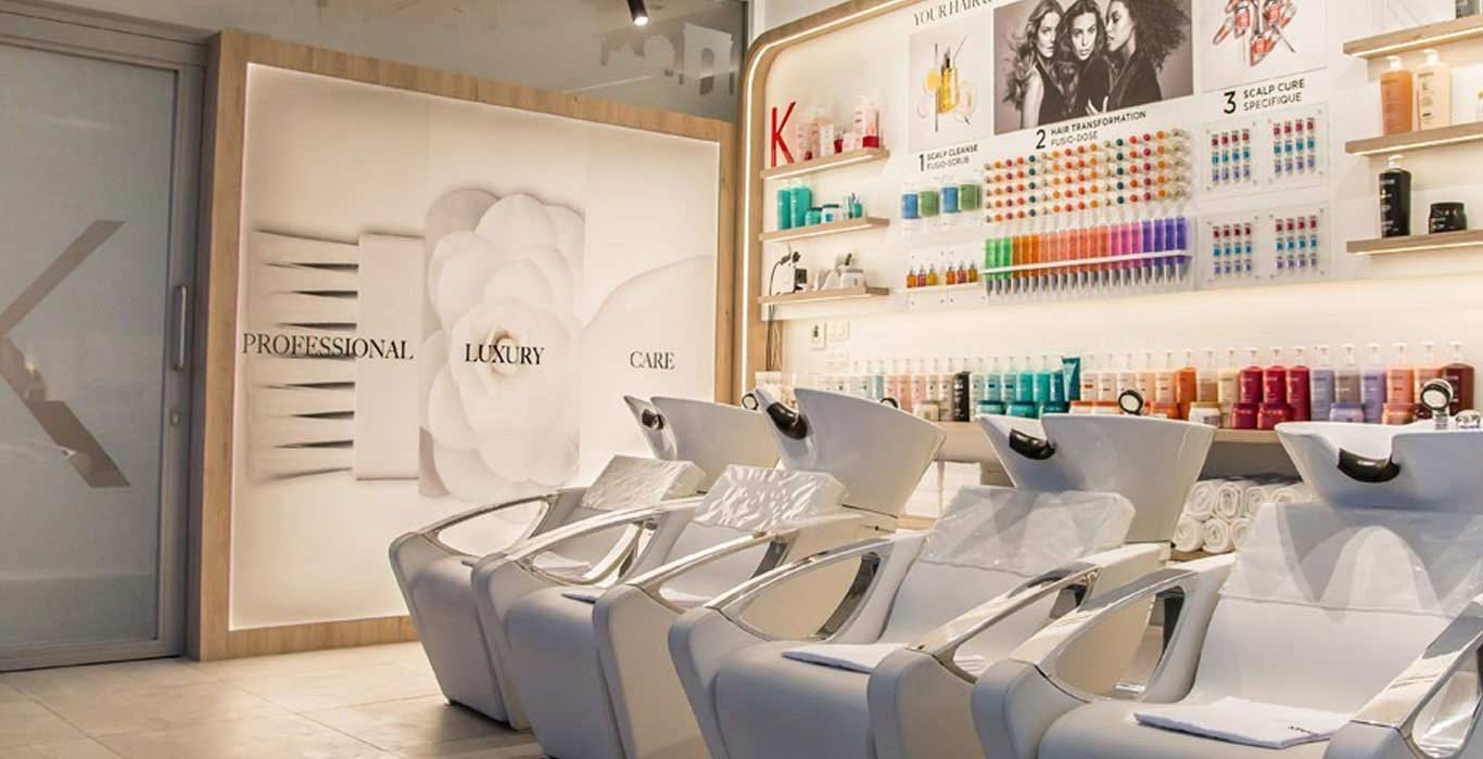 Kerastase Salon Locator