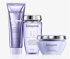 Kerastase Blond Absolu Hair Care for Ash Blonde Hair
